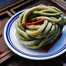 #硬核菜谱制作人#自制酸豆角