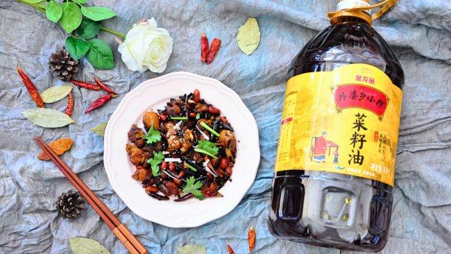 辣子鸡丁——记忆中外婆乡的好滋味的做法