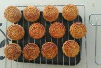 自制五仁馅的五仁月饼的做法