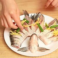 春节特辑| 开屏鱼的做法图解6