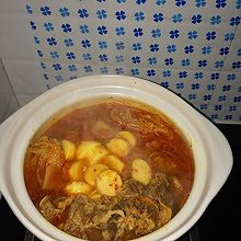 DIY韩式泡菜锅
