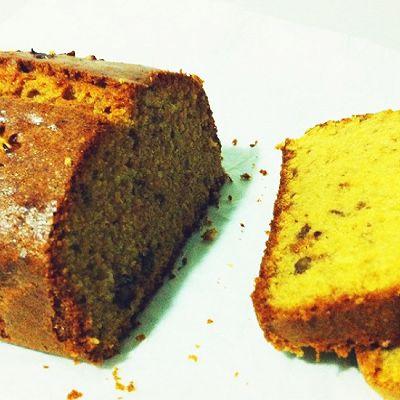 ---核桃红枣蛋糕