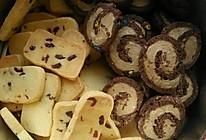 摩卡双色饼干的做法