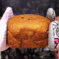 减脂黑醋栗全麦面包(面包机版)的做法图解7