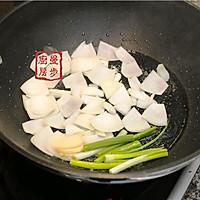 【曼步厨房】姜葱竹蛏 的做法图解4