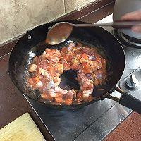西红柿炖牛腩(汤很好喝哦)的做法图解5