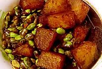 毛豆炒冬瓜的做法