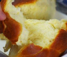 黄金老面包的做法
