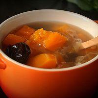 初夏甜蜜的清凉---薏米木瓜银耳汤