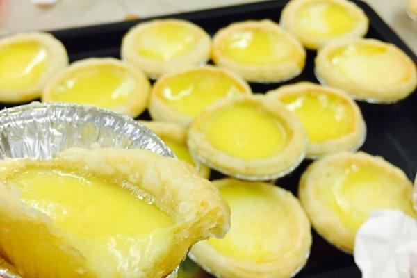 健康简单自制蛋挞的做法