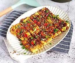 香辣脆皮豆腐的做法