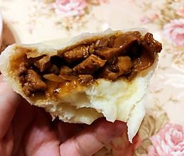 香菇酱肉包子的做法