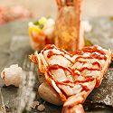 陈年普洱焗大虾