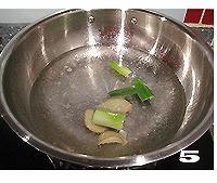 白灼大蝦的做法圖解5