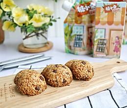 拌一拌 再拌一拌就可以搞定的椰蓉饼干的做法