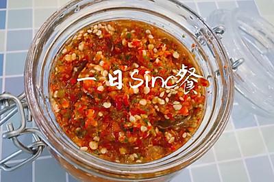 家庭自制蒜蓉辣椒酱