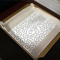 绿茶彩绘蛋糕卷#九阳烘焙剧场#的做法图解10