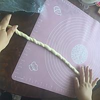 酥软麻花的做法图解5
