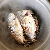 #母亲节,给妈妈做道菜#鲫鱼豆腐汤的做法图解4