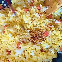 黄磊同款黄金蛋炒饭的做法图解8