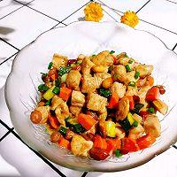 #餐桌上的春日限定#中式特色菜【宫保鸡丁】 | 元気汀的做法图解13