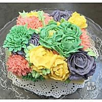 裱花蛋糕之奶酪霜的做法图解12
