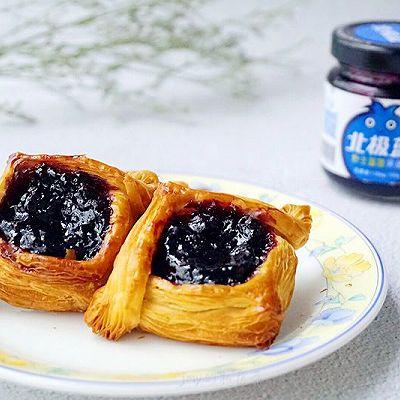 丹麦蓝莓酥