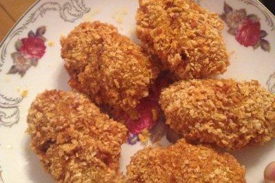 炸鸡翅(香辣鸡翅)KFC版