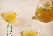 【荷叶藕节茶】的做法