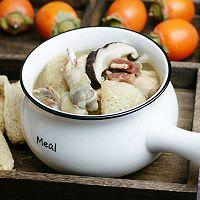 竹荪山药菌菇鸡汤#秋天怎么吃#的做法图解8