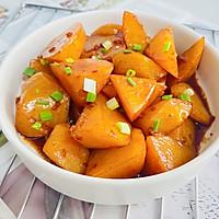 #中秋团圆食味#红烧土豆软烂酥香,一盘都不够吃!的做法图解15
