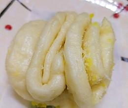 椰蓉花卷的做法