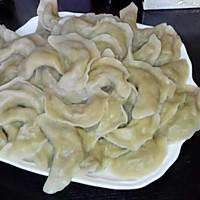 猪肉芹菜水饺的做法图解5