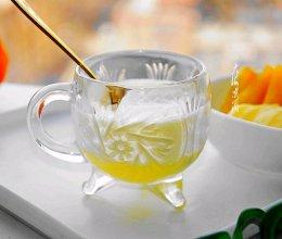 #全电厨王料理挑战赛热力开战!#菠萝苹果奶昔的做法