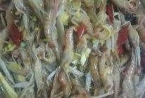 生拌夹板虾的做法