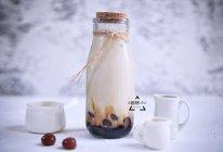 有了这个配方,再也不用买着喝---网红脏脏黑糖珍珠牛奶的做法