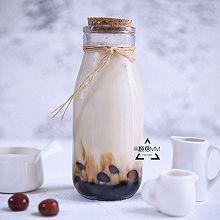 有了这个配方,再也不用买着喝---网红脏脏黑糖珍珠牛奶