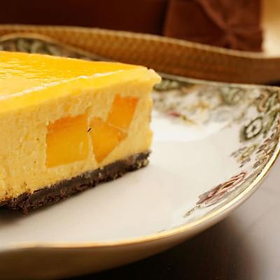 芒果酸奶冻芝士(六寸)