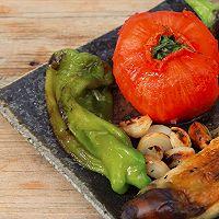 烧椒茄子|美食台的做法图解4