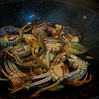 鸡爪蟹煲的做法图解18