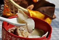 老豆腐炖黑鱼的做法