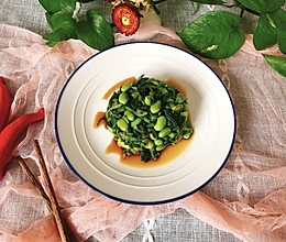 凉拌萝卜菜秧#秋天怎么吃的做法