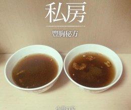 丰胸秘笈—核桃蜂蜜茶的做法
