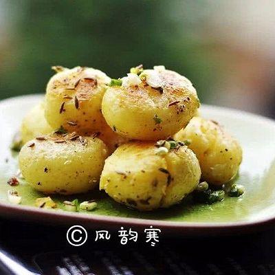 干煸孜然土豆