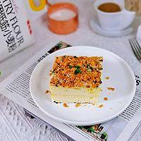 #爱好组-低筋#香葱肉松夹心蛋糕的做法图解21