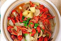 龙虾洋葱煲的做法