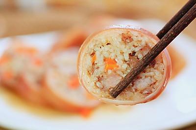 鱿鱼米肠—迷迭香