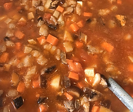 教你如何做好臊子汤的做法