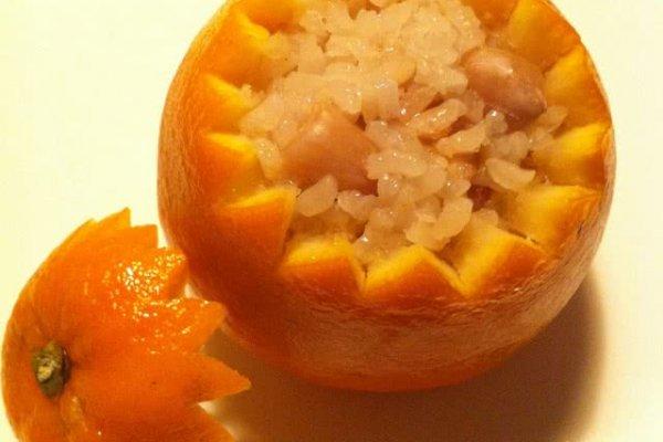 香橙八宝饭的做法