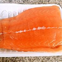 中式煎三文鱼的做法图解1